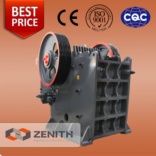 Quartz copper iron ore stone crusher specifications for sale