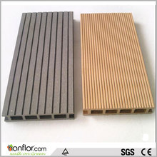 2016 new eco-friendly outdoor wood plastic composite wpc decking/balcony wpc decks /timber synthetic decking