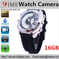 2015 best Manual watch Camera HD DVR 1080P Full HD, video recorder camera motion activated with IR night vision and 16gb memory