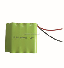 Top sales nicd battery pack rechargeable battery 10.8v 1500mah 14.4v rechargeable battery