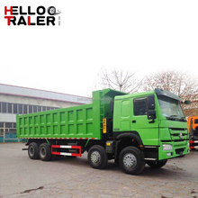 Factory direct delivery tipper truck 8*4 Sinotruck dumper/ dump truck for sale