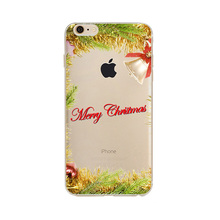 2016 Christmas Big Discount Printing Mobile Phone Case For iPhone 6