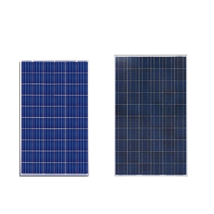China supply quality customized high voltage pv poly large solar panel 300w set