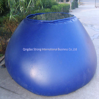 collapsible customized reusable PVC onion water tank