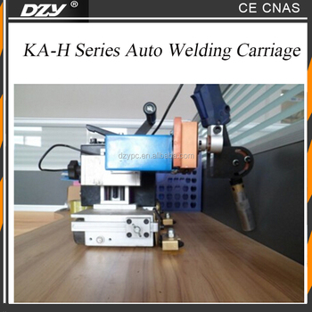Durable Electric Portable fully automatic arc Welding Carriage best import price