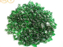 Dk Green Garden Decoration Landscaping crushed glass gravel