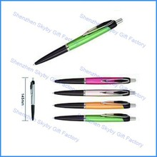 PP062 Plastic Ballpoint recycle pen