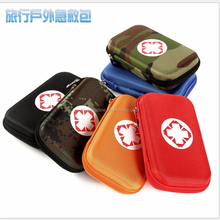 Custom zipper design manufactory medical travel eva bag/case