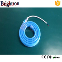 Energy efficient durable SMD2835 12v led neon flex rope light