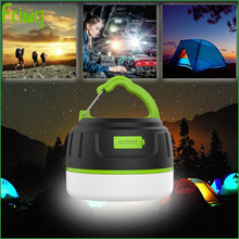 Best quality outdoor highlight rechargeable camping lantern power bank with CE certificate