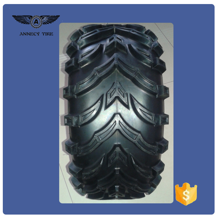 All Terrain Vehicel Tubeless ATV Tire 25x8-12
