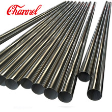 Factory supply SS 201 304 316 316l stainless steel pipe price per meter