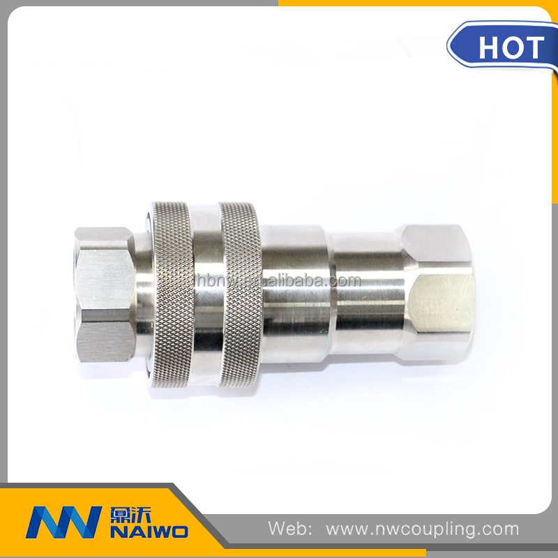 ISO7241B hydraulic quick coupling hose end fitting male female original industrial