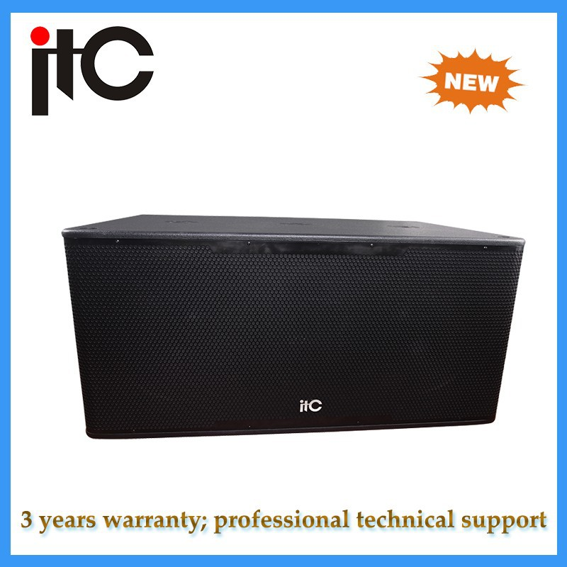 High-end Ultra-low Frequency 18 inch professional subwoofer speaker
