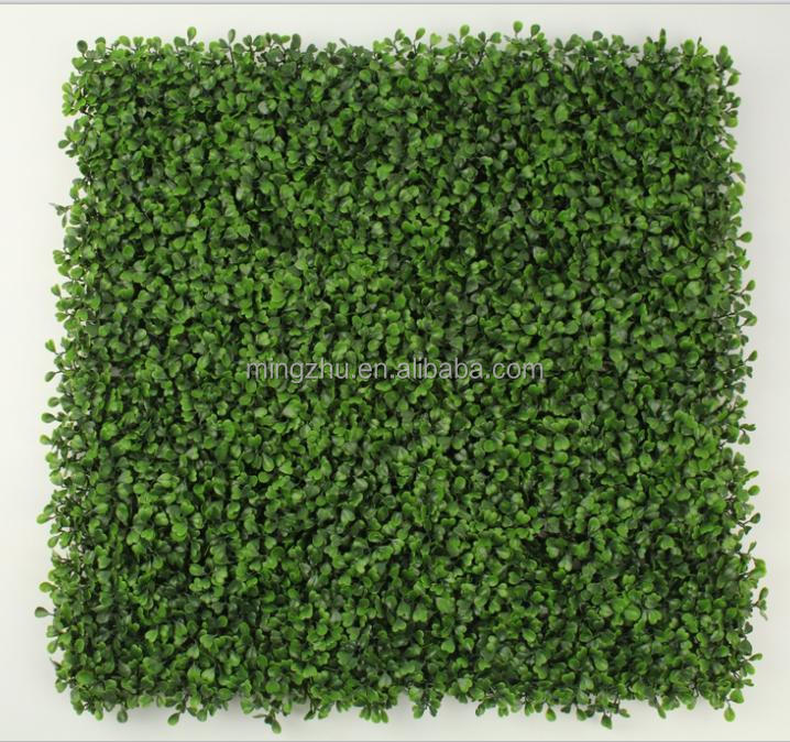 Artificial fence garden fence landscape leaves boxwood hedge mat bowood plastic artificial foliage