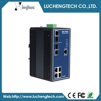 Advantech EKI-7654C-AE 4+2G Combo Port Gigabit Managed Redundant Industrial Ethernet Switch