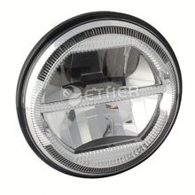 high lumen 5.67 in 12v led ring light for Bulldozer