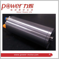 High Speed electric spindle for cnc with high frequency