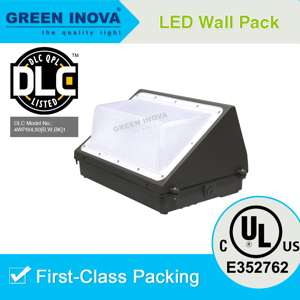 New Generation DLC UL cUL listed UL LED wall pack LED tunnel light