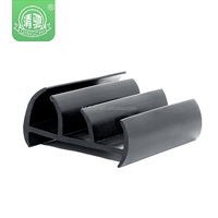 Durable EPDM Rubber Extrusions Garage Door