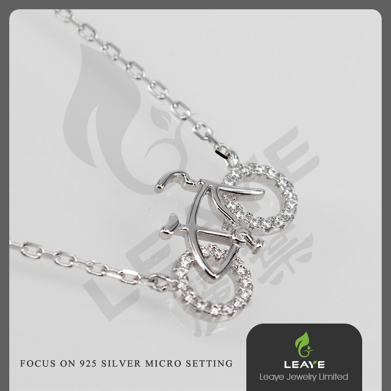 Import from China Personalized Silver Jewelry Necklace for Friends