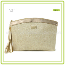 cheap make up pouch for young girl,hot selling pu leather make-up bag
