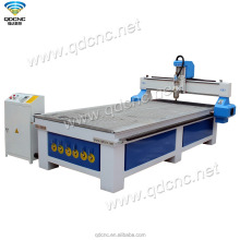 QD-1325B Hot!!! hi auto dsp woodworking table cnc 3D wood cnc machine router price low/wood carving machine for door, chair, etc