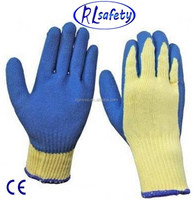cheapest latex working gloves Turkey style