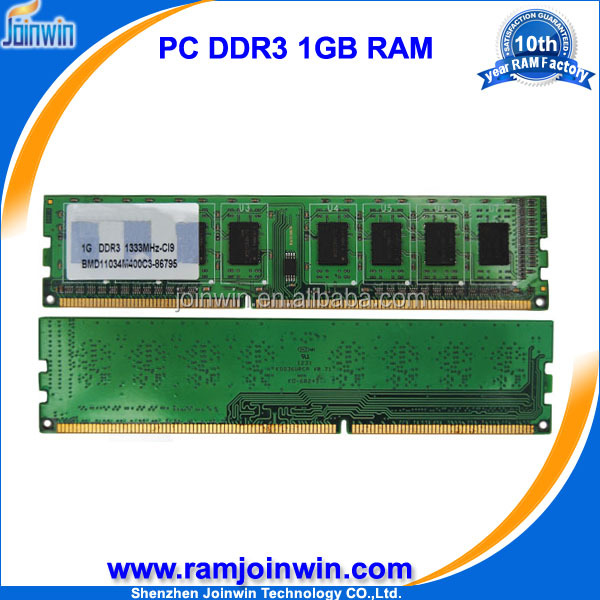 Different types of motherboard 1gb memoria ddr3 1066 1333 ram
