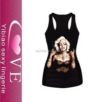 summer sexy vest for women ladies black vest women vest