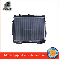 Auto radiator for Mitsubishi Pajero V31 1992-1996 MT engine cooling car radiator