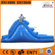 Giant Hippo Inflatable Slide/Water Slide for Adults/Commercial Inflatable Slide