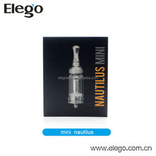 Revolutionary New Pyrex Tank Aspire Mini Nautilus Glassomizer with BVC Coil Wholesale
