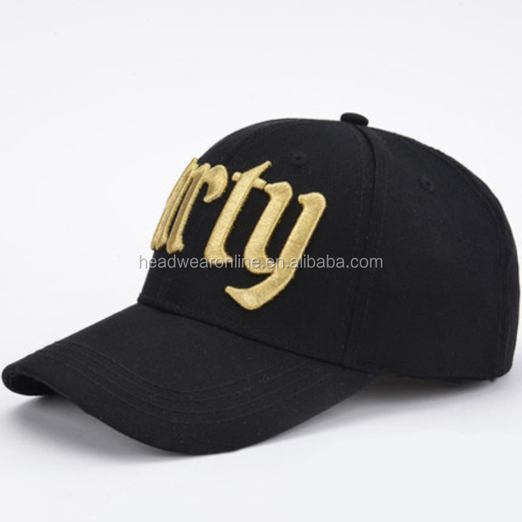 cotton polyester custom promotional hats and caps/Baseball hat/Baseball cap