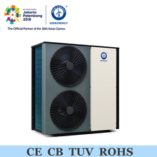 Economical heating system heat pump air source dc inverter saving power model