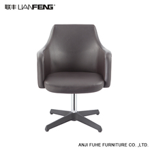 Directly factory swivel leather bar stool for export Malaysia