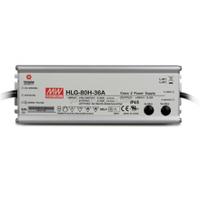 HLG-80H-15 80W 15V Meanwell LED Dimmable power supply