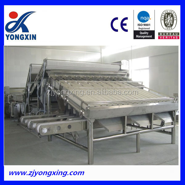 shrimp grading machine,shrimp processing equipment,shrimp grader