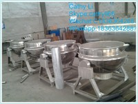 Jacketed Boiling Kettle for food