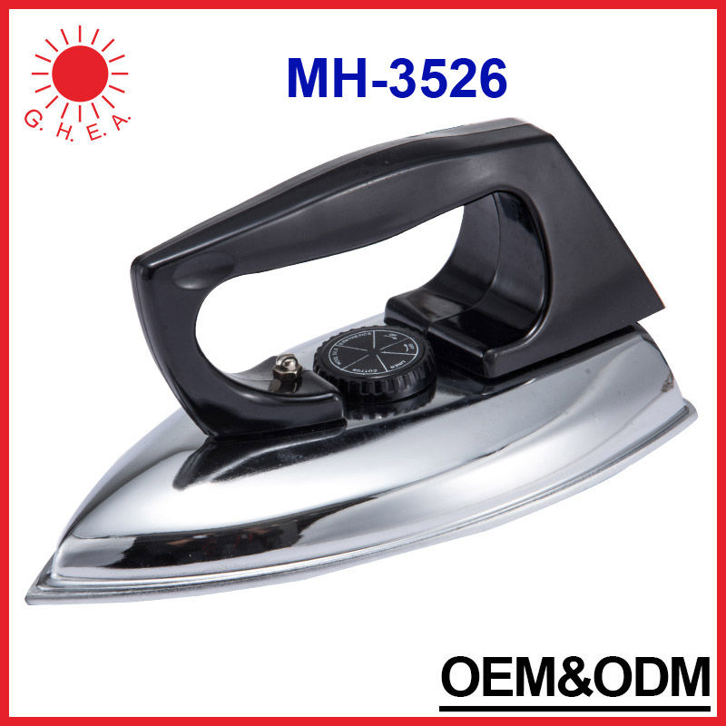 MH-3526 China Supplier Fashion Design Electric Clothes Iron Steam