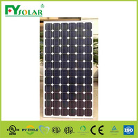 2016 Solar factory supply High efficiency photovoltaic cells price