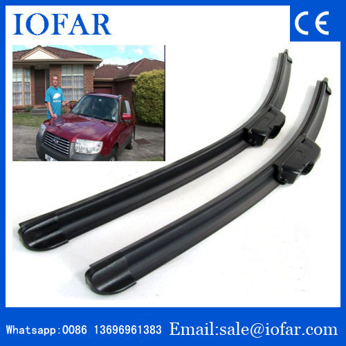 Universal automobile soft auto car wiper stand