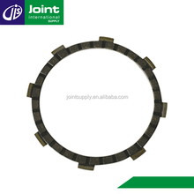 Motorcycle Friction Disc Clutch Plate Scooter Clutch Disc for Yamaha YB100
