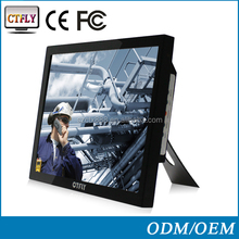 Mass stock of 15 inch industrial touch monitor