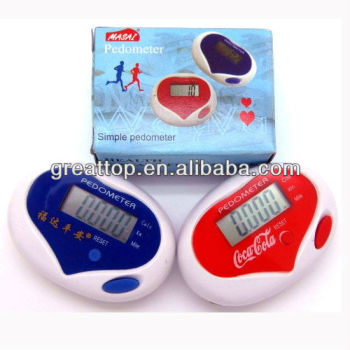 high quality precise pedometer