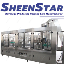 Factory make carbonated soft drink production line (on sale)
