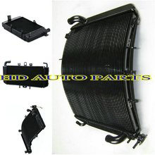 ATV Radiator for SUZUKI SUZUKI LT250 LT250R 86 87 88 89 QUAD & ATV aluminum radiator