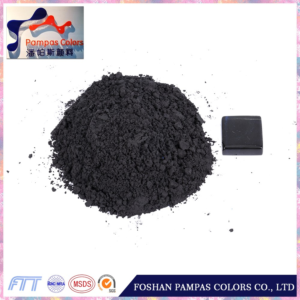 Pampas 2016 Top Seller Co Black Ceramic Inorganic powder demand in ceramics industry