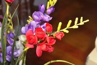 Factory hand made Convallaria artificial flower decoration