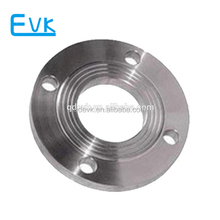 DN50 PN25 Stainless Steel Flat Flange